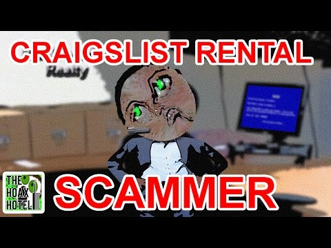 Delicious Craigslist Rental Scammer Prank Call - The Hoax Hotel