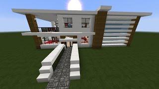 Tutorial Casa Moderna Con Paredes De Agua (PT2)