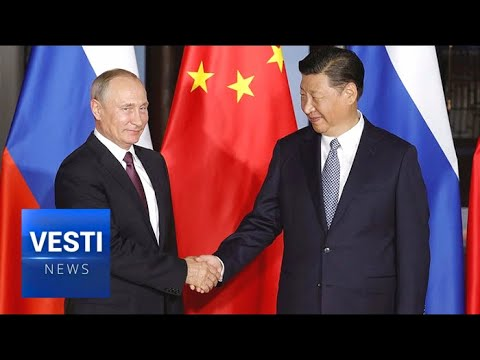 Putin Negotiates With Xi! Bilateral Trade With China Has Already Exceeded 100 Billion!