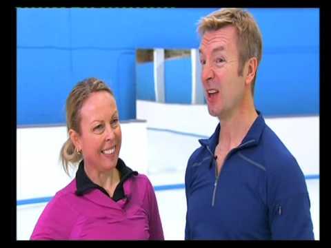 Gary and Maria week one training