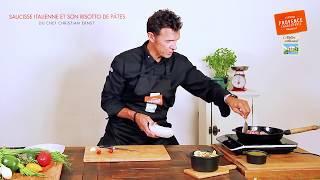 Saucisse Italienne et risotto de pâtes - Provence Charcuterie