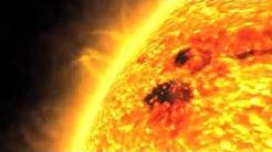 Unser Sonnensystem- Die Sonne