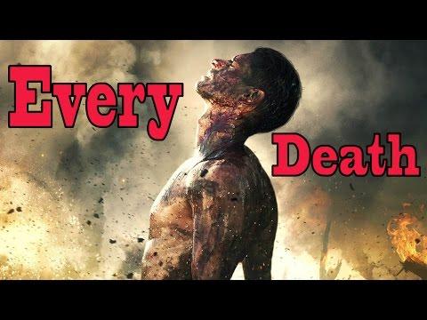 Every Death in Hacksaw Ridge (Warning) - YouTube