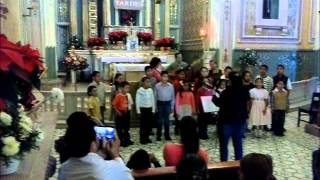 Coro infantil Manuel Doblado 2013