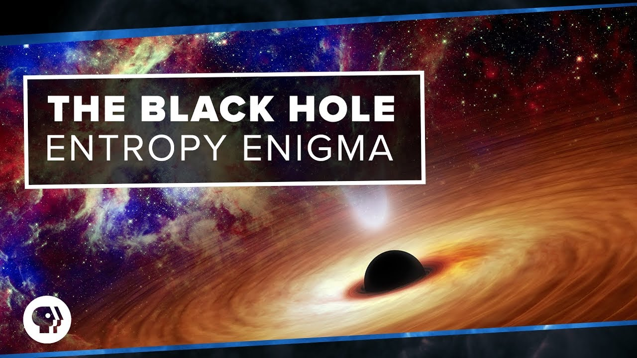 The Black Hole Entropy Enigma | Space Time - YouTube