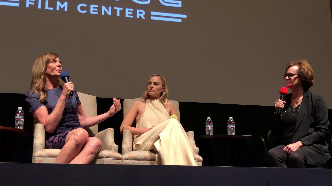 "Allison Janney Nudography margot robbie and allison janney ""i, tonya"" q&a at rafael theater 2017"