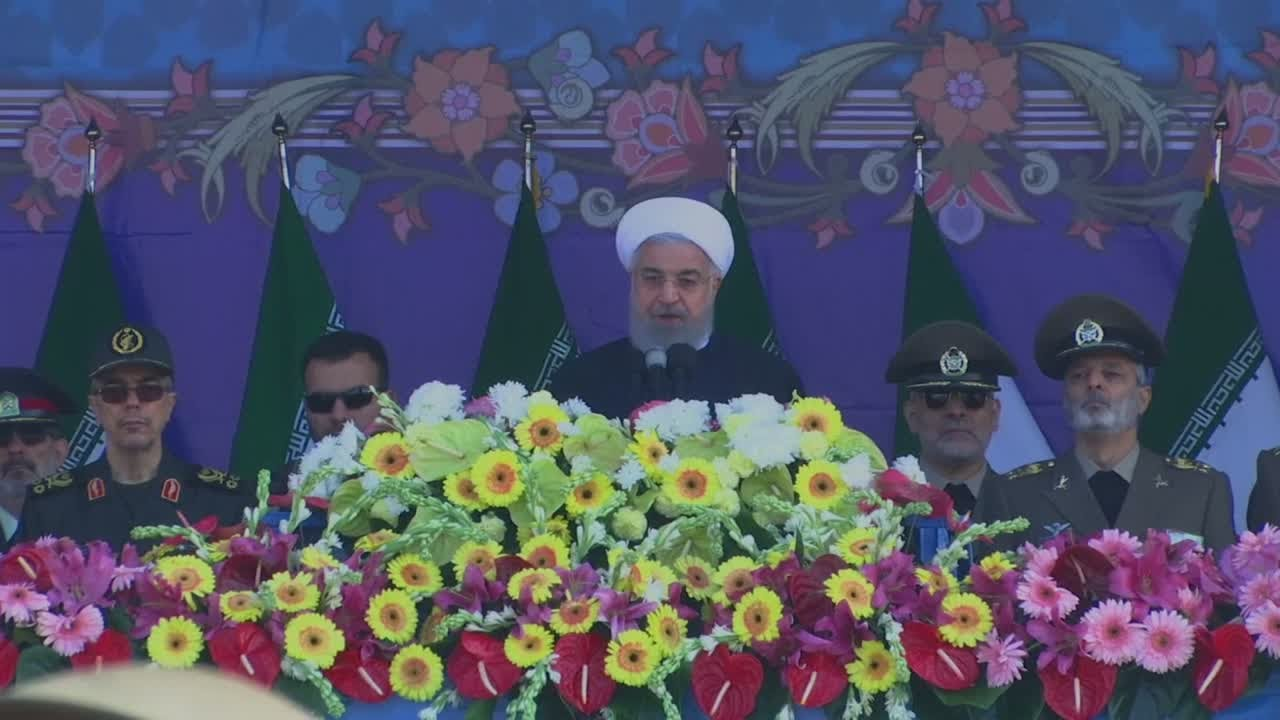 فرانس 24:Hassan Rouhani: