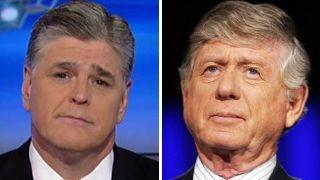 Sean Hannity vs. Ted Koppel