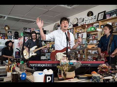 Marlon Williams: NPR Music Tiny Desk Concert