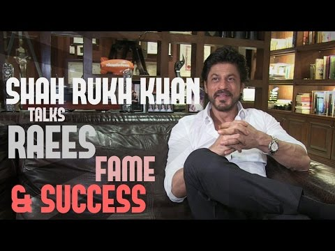 Full Interview: Shah Rukh Khan