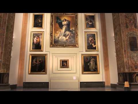 Sevilla Fine Arts - Museums: Visualizing Spanish Exhibits (eng)