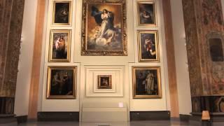 Sevilla Fine Arts - Museums: Visualizing Spanish Exhibits (eng)