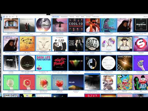 how to fix missing album covers on Ipod/ Ipad/ Iphone?