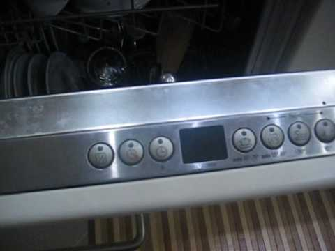 Difetto lavastoviglie Siemens - Capolona (Ar) - YouTube
