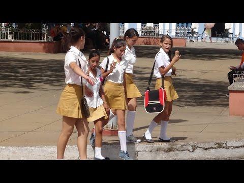 CUBA 2017, Cuban people in real Cuba, la vida de Cuba HD