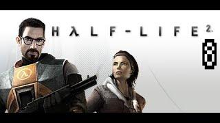 """Let's Play: Half-Life 2 Part 8 """"Sandtraps"""""""