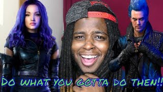 First Time Reaction to Do what you gotta do by Dove Cameron and Cheyenne Jackson