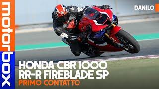 Honda CBR 1000 RR-R Fireblade | La prova del MISSILE giapponese!