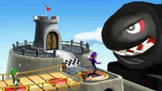Mario Party: Island Tour - Banzai Bill's Mad Mountain (Party Mode)