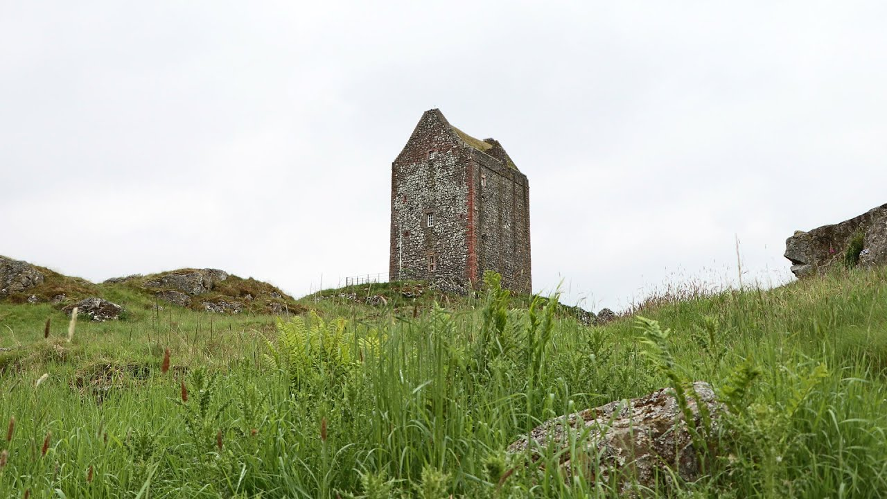 Smailholm Tower - Scottish borders
