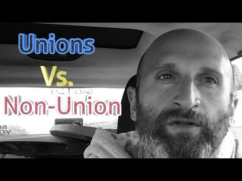 Unions Vs. Non-Union | WORKFORCE Mp3
