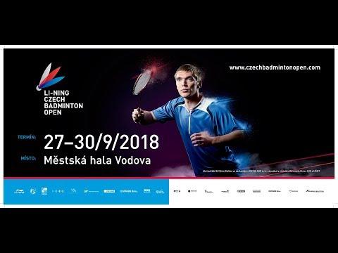 Lefel / Tran vs Birch / Smith (WD, Final) - LI-NING Czech Open 2018