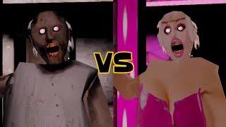 - Granny vs Barbie Granny