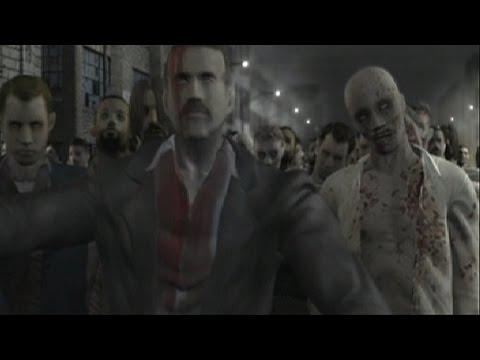 """Resident Evil Outbreak: """"Outbreak"""" Full Scenario Walkthrough (Very Hard)"""