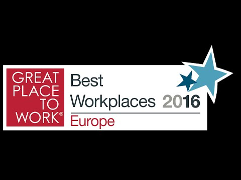 Best Multinational companies for work in Europe 2016