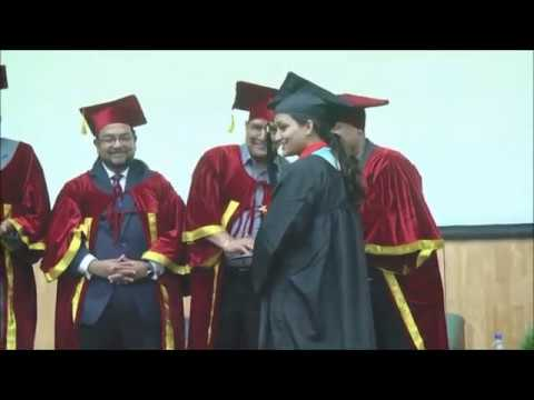 GIBS Convocation Ceremony of Batch 2015-17 - Top Colleges in Bangalore for PGDM