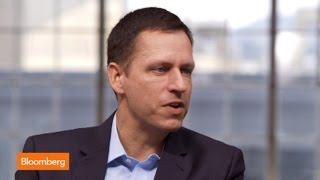 Peter Thiel: Google More Dominant Than Facebook, Apple
