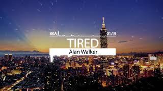 Alan Walker ft. Gavin James - Tired (Audio)