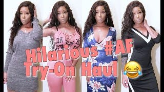 Baixar (Must Watch) Funny As Heck Try-On Haul | Ft. African Hair Mall