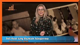 Michalina Strosta zaprasza na  562 finał Listy Ślaskich Szlagierów do telewizji  NTL