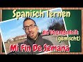 MI FIN DE SEMANA - Spanische Sätze in der Vergangenheit