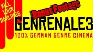 Genrenale 2015 | Bonusmaterial
