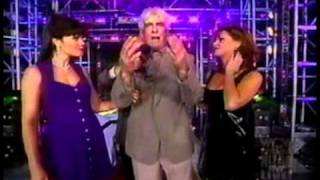 WCW Monday Nitro 2-12-96 Ric Flair Miss Elizabeth and Woman promo