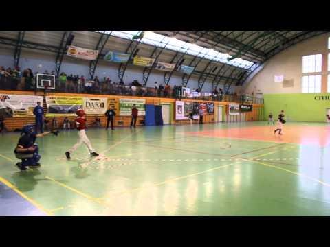 Видео: Poland Dzialdowo final game 15.03.2015р