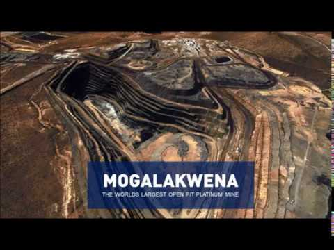 Take A Fly Over Our Mogalakwena Platinum Mine, One Of Our Flagship Operations.