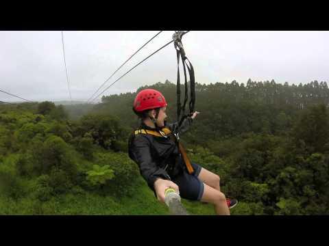GoPro: Zipline Hilo, Hawaii