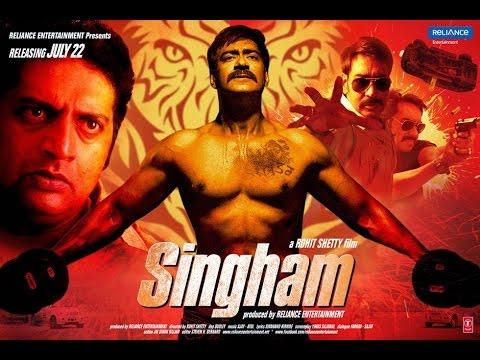 Singham Full Hindi Movie - Ajay Devgan,...
