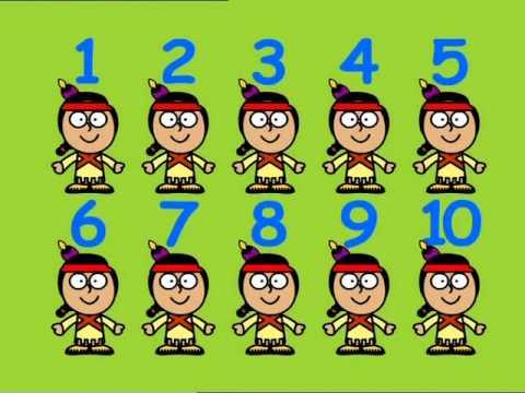 Ten Little Indians - Ten Little Indians