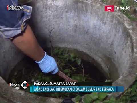 Temukan Mayat Di Dalam Sumur, Polisi Menduga Korban Pembunuhan - INews Pagi 24/02