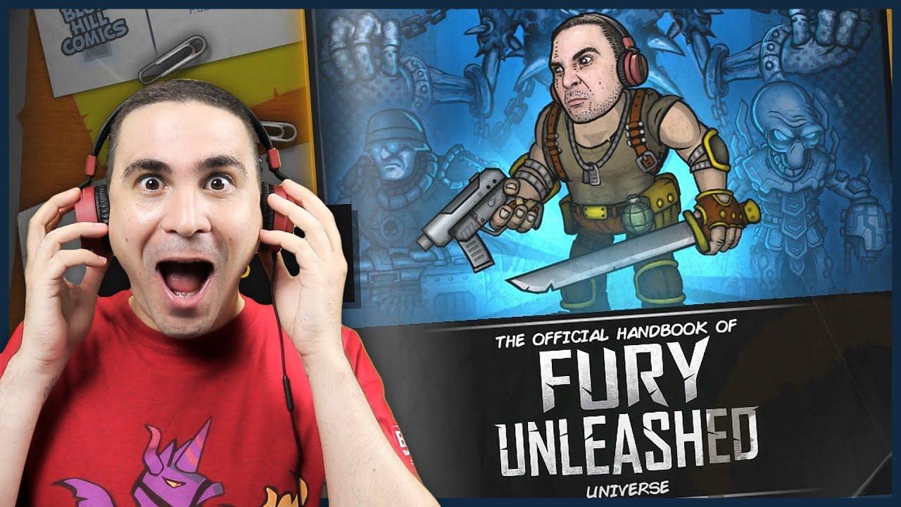 ΕΙΜΑΙ ΣΤΟ ΠΑΙΧΝΙΔΙ! (Fury Unleashed)