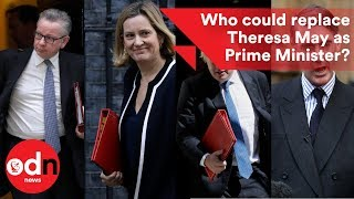 Tory leadership candidates: Who could replace Theresa May as prime minister?