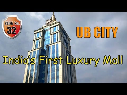 UB City | India's First Luxury Mall | Bangalore City | Karnataka Tourism