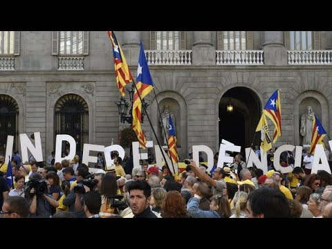فرانس 24:Spain: EU nervous as tensions mount ahead of Catalan independence vote