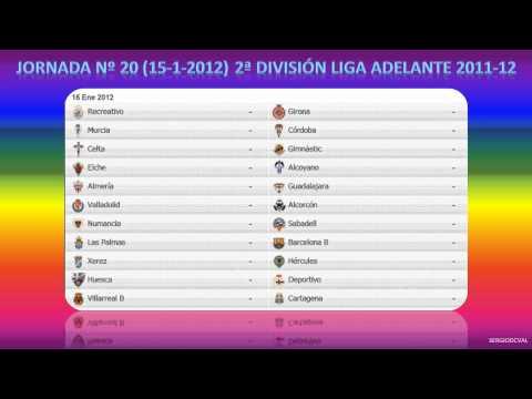 calendario-liga-adelante-2011-2012.en-video.