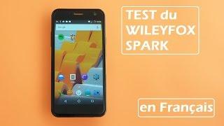 Testeur du Dimanche - A BRITAIN SMARTPHONE - WILEYFOX SPARK