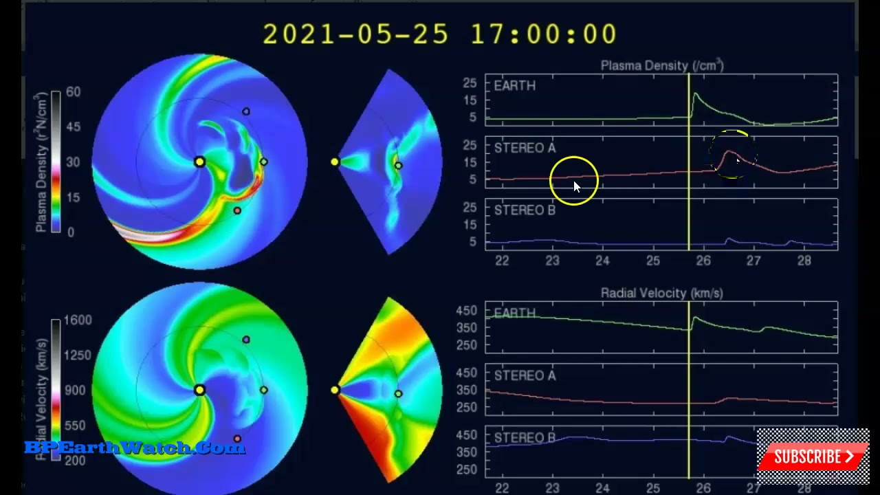 Solar Eruptions Continue/Stronger/Incoming Plasma Wave!